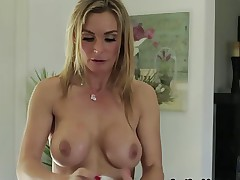 Milf Tanya and The Stranger