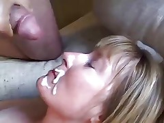 Amateur Wife Does Anal And Facial !