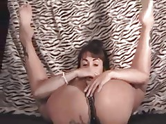 Summer Cummings Flexible Tits, Ass & Pussy