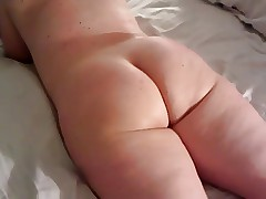 Big Gurl Cellulite Ass