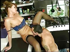 Horny Mature Gettng Fucked by a Young Boy by snahbrandy
