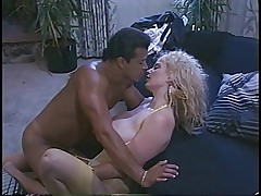 Latino guy pounds blond whore